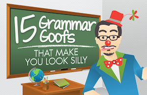 image of grammar goofs infographic thumbnail